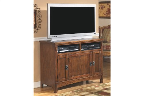 Cross Island TV Stand - Small