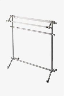 "Etoile 28"" Freestanding Metal Towel Rack STYLE: ETTB93"