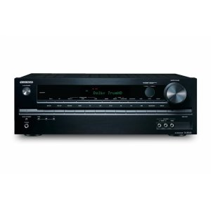 Onkyo5.1-Channel 3-D Ready Home Theater Receiver