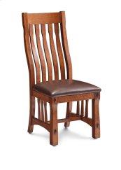 MaRyan Side Chair, Fabric Cushion Seat