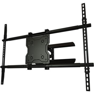 """Pivoting mount for 37"""" to 80""""+ flat panel screens"""