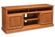 Classic TV Stand with Soundbar Shelf, Classic TV Stand with Soundbar Shelf, Medium Product Image