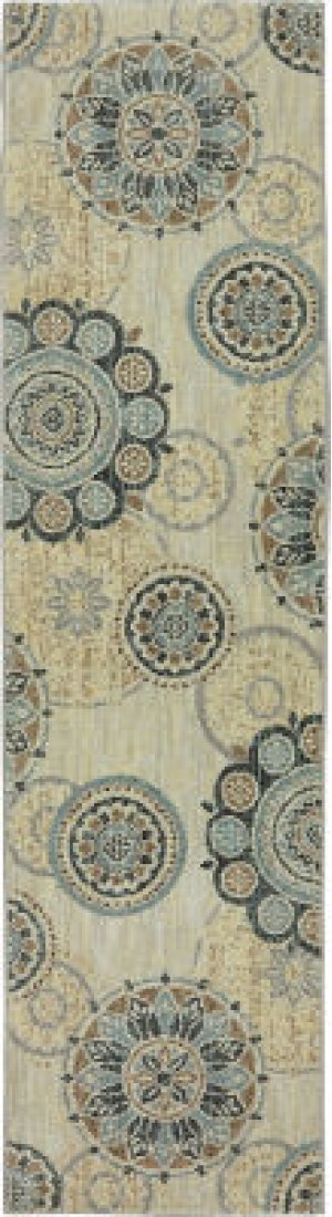 Carron Sand Stone Runner 2ft 4in X 7ft 10in