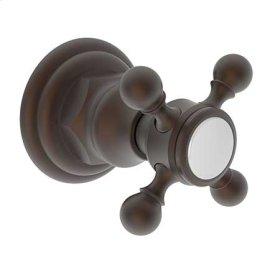 English-Bronze Diverter/Flow Control Handle