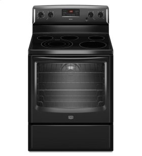6.2 cu. ft. Capacity Electric Range with Triple-Choice Elements
