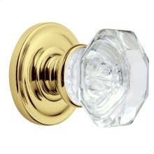 Polished Brass 5080 Filmore Knob