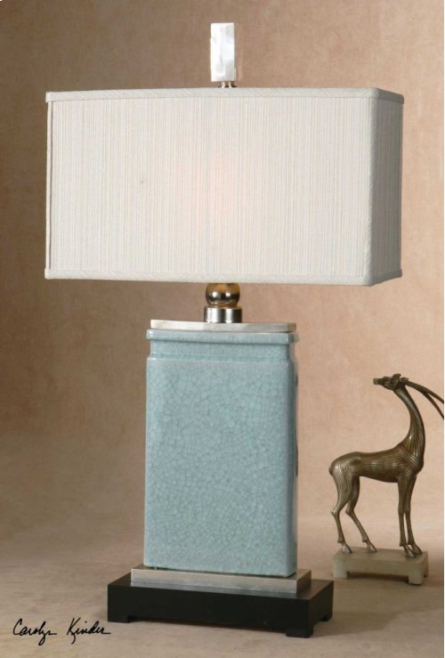 Azure Table Lamp
