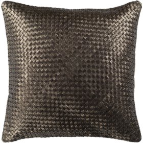 """Kenzie KNZ-001 20"""" x 20"""" Pillow Shell with Polyester Insert"""