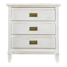 Coastal Living Resort Haven's Harbor Nightstand in Nautical White