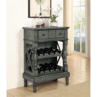 1 Drw Wine Rack