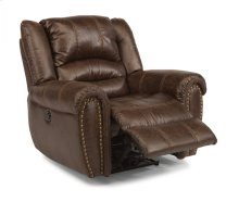 Downtown Fabric Power Recliner