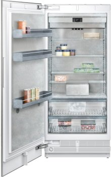 "400 Series Freezer Column Fully Integrated Niche Width 36"" (91.4 Cm)"