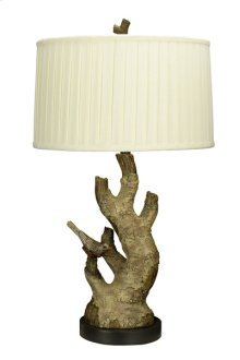 150W 3 way Springtide resin table lamp