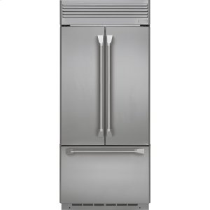 "MonogramMonogram 36"" Built-In French-Door Refrigerator"