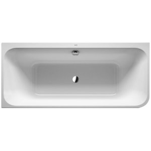 White Happy D.2 Bathtub