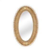 Lucius Mirror - Gold