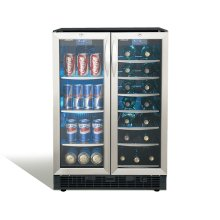 Emmental 24 French door beverage center.