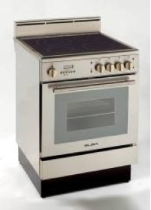 """Model DE2402SC - 24"""" Elect Range SSteel"""