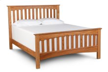 Arch Mission Bed, Queen