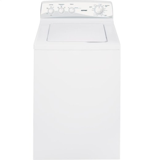 Hotpoint® 3.6 DOE cu. ft. capacity washer