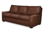 Bison Teak - Leather