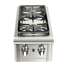 "12"" Precision Double Side Burner"