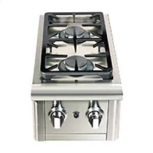 "Capital12"" Precision Double Side Burner"