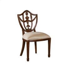 HEPPLEWHITE SHIELD BACK SIDE CHAIR