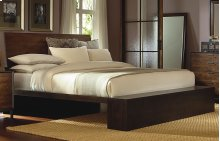 Kateri Platform Bed CA King