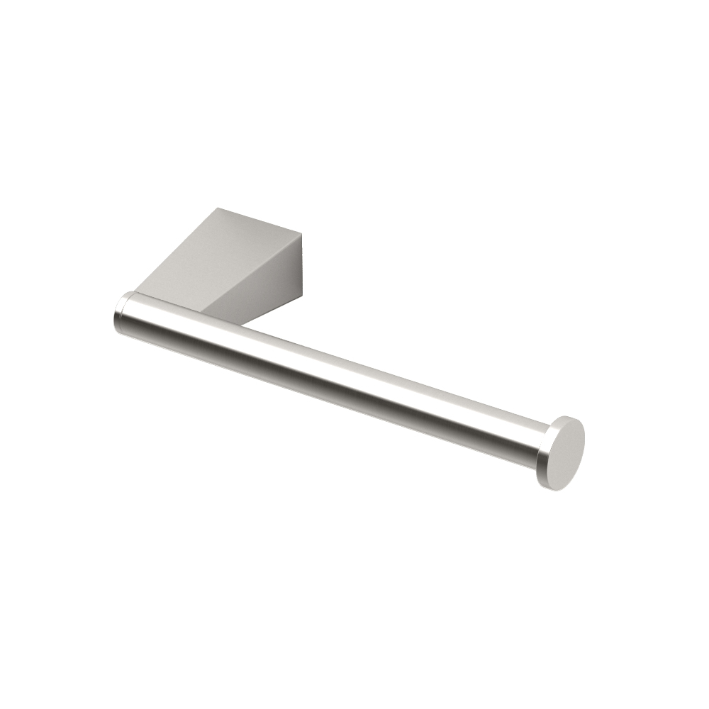 Bleu Euro Tissue Holder in Satin Nickel