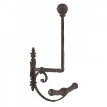 Iron Coat Hook