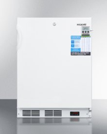 Built-in Undercounter ADA Compliant Laboratory Freezer Capable of -30 C (-22 F) Operation