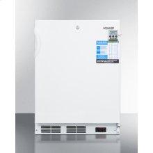 Built-in Undercounter ADA Compliant Laboratory Freezer Capable of -30 C (-22 F) Operation
