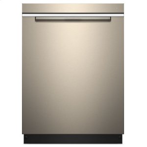 Stainless Steel Tub Pocket Handle Dishwasher with TotalCoverage Spray Arm - FINGERPRINT RESISTANT SUNSET BRONZE