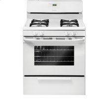 (Discounted Floor Model 1 Only) Frigidaire 30'' Freestanding Gas Range