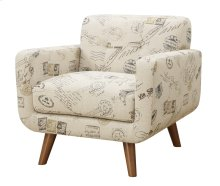 Accent Chair Print