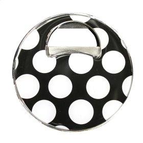 Polka Dots Magnetic Bottle Opener.