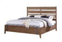 Emerald Home Viewpoint Cal King Bed Kit W/slat Hb Driftwood B977-13-k