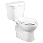 Colony Round Front Toilet - 1.6 GPF - White