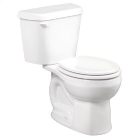 Colony Round Front Toilet - 1.6 GPF - Linen
