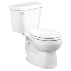 Colony Round Front Toilet - 1.6 GPF - White