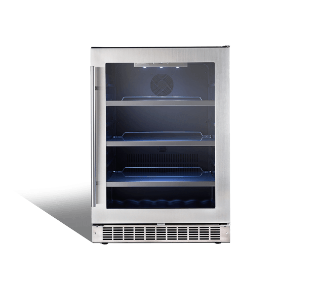 Saxony 24 single zone beverage centre.
