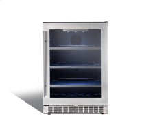 "Saxony 24"" single zone beverage centre."