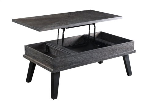 """Bakersfield Lift Top Cocktail Table, 48""""x26""""x19"""""""