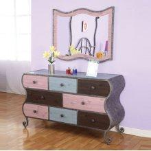 Parisian 8-Drawer Dresser