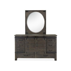 Magnussen HomePortrait Oval Mirror