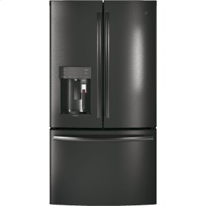 GE ProfileSeries ENERGY STAR® 27.8 Cu. Ft. French-Door Refrigerator with Keurig® K-Cup® Brewing System