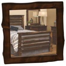 Mirror - Custom Size - Modern Cedar
