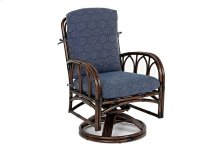 Capella Swivel Rocking Dining Chair
