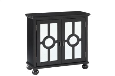 Accent Chest, Antique Black